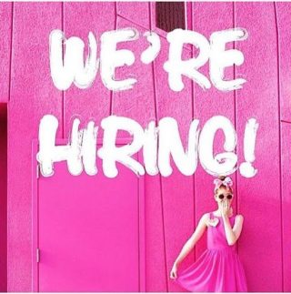 We are hiring banner!